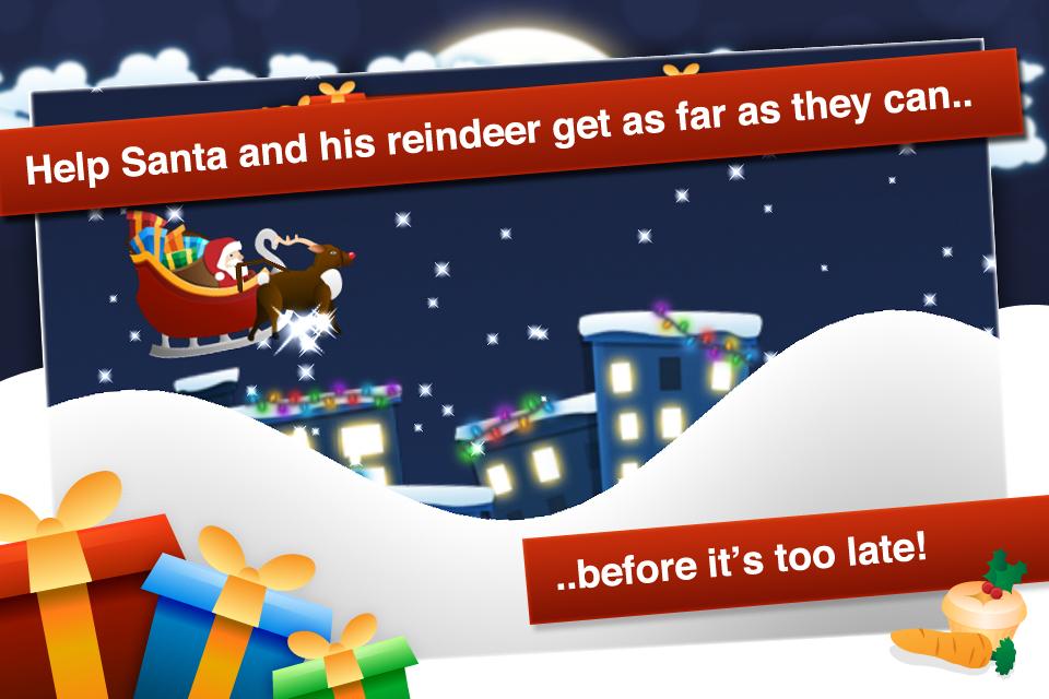 Screenshot Santa's Christmas Dash