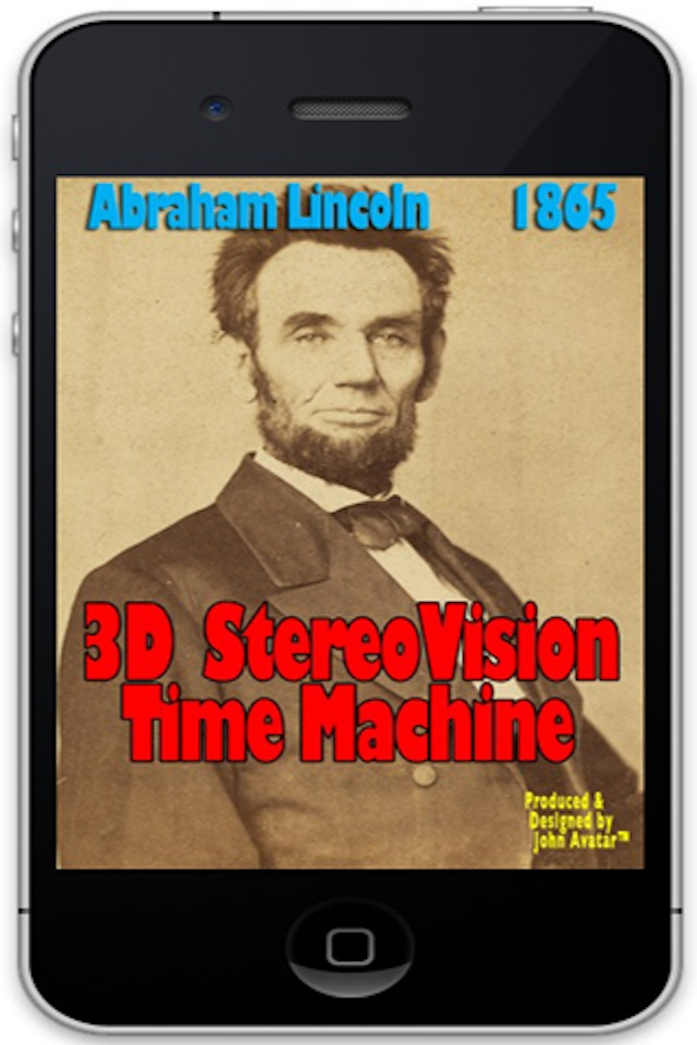 Screenshot 3D STEREOVISION TIME MACHINE 2