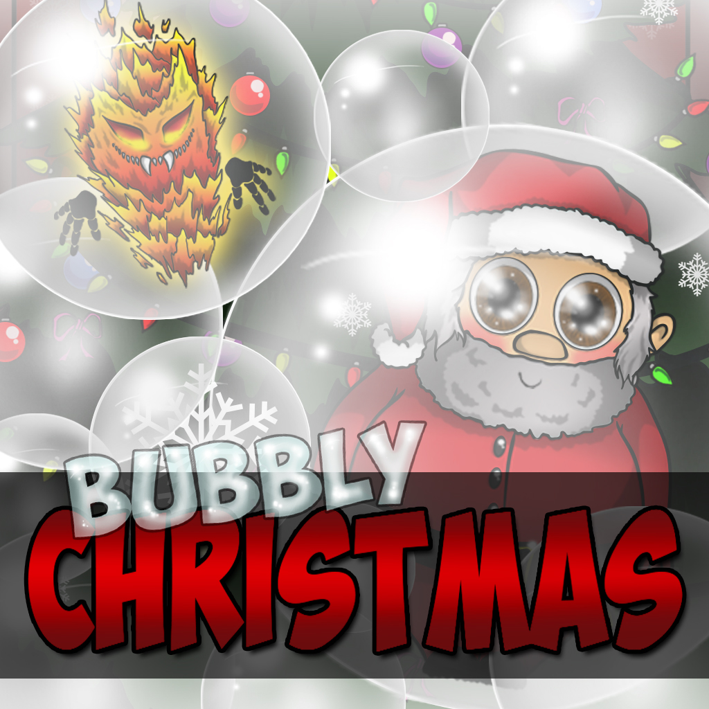 Bubbly Christmas Saga - Match 3 adventure